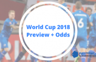 The World Cup 2018 Qualifiers: Preview and Odds