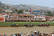 Del Mar Handicap Entries & Free Picks [2018]