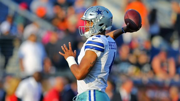 SNF Cowboys vs. Eagles - What Happened to the Cowboys?