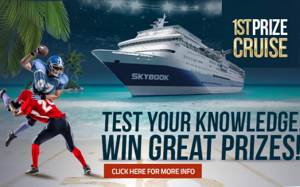 Enter Skybook's Super Bowl Contest