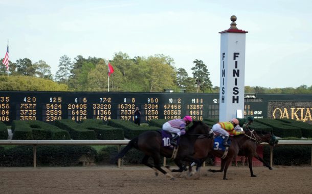 Southwest Stakes Entries & Free Picks [2018]