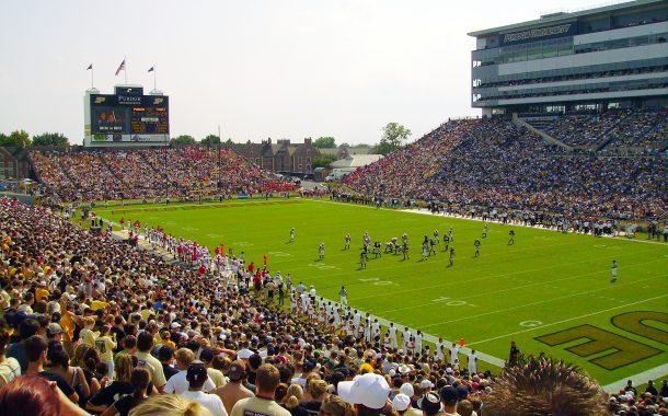 College Football Heats Up - Purdue: a Worthy Look for Week 4