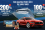 BetPhoenix Releases Early Bird Super Bowl Contest - Win a Mustang!